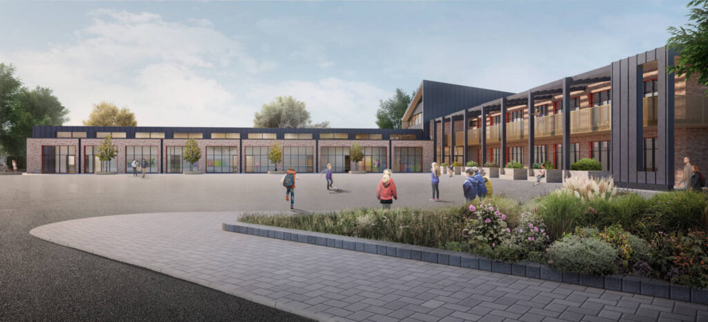 Recently secured: Thornhill Primary School